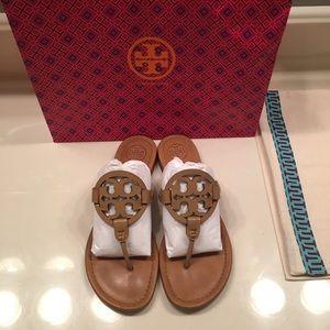 Tory Burch miller sandal/size 8.5